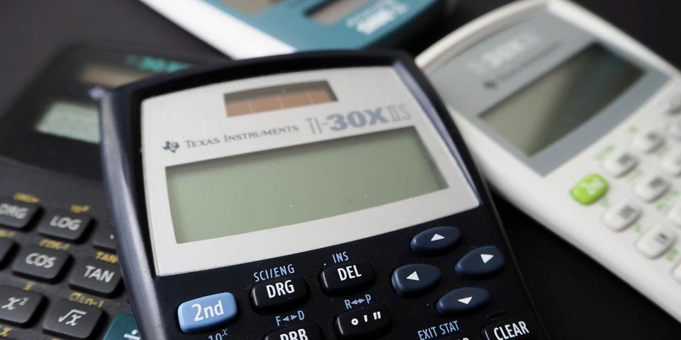 Taschenrechner Studium