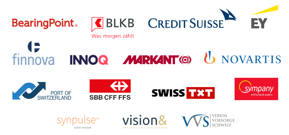 Logos Projektpartner