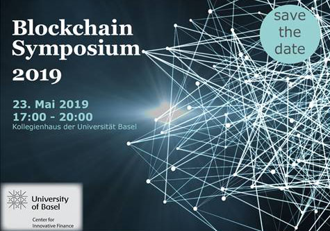 Blockchain Symposium 2019 23.05.2019